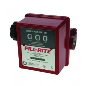 Mechanical Fuel Meter