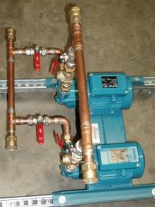 Duty / Standby Pump Set