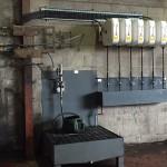 Roadstone Huntstown Garage Lube Oil Station