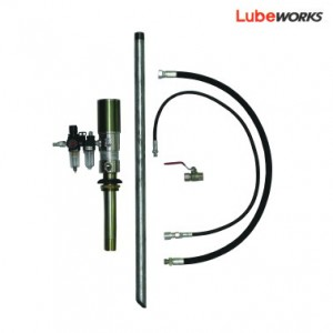 Air Operated Lube Oil Pump